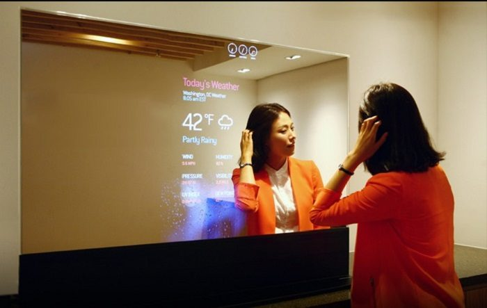 Smart Mirror Vanity