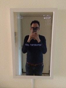 Michaelteeuw Smart Magic Mirror